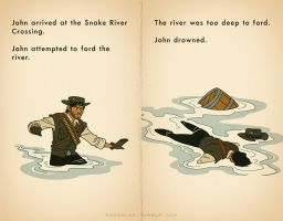 Always caulk the wagon by shoomlah