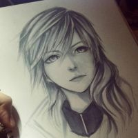 Lightning Farron by thumbelin0811