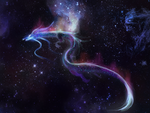 Space Dragon by Munwie