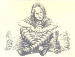 alice sitting by maryanne42