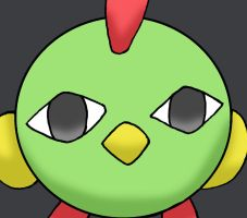 Natu stares into your soul by jigglysama