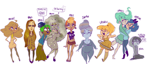 Silly Planets From My Perspective by temporaryWizard