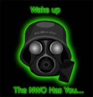 T-Shirt Design - Anti NWO 002 by Sangius-Angelus