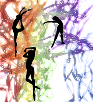 9 ladies dancing by doxycide