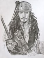 Captain Jack by WillowDesign