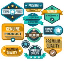 11 Beautiful High-quality Promotional Label Vector by FreeIconsdownload