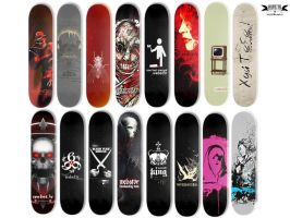 Decks design by Webst3R