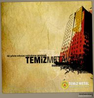 temiz metal cover by umutavci