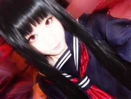 Enma Ai by eternal-sn0w