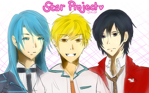 Star Project Art Exchange by sealida