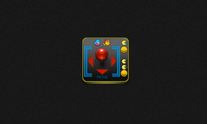 Pac-man Icon by mrmyco