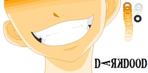 Natsu's creepy smile base by Darkdood-pixels