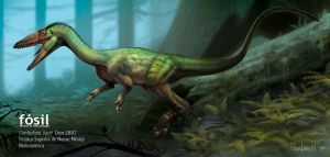 Coelophysis_complete version by pabluratops