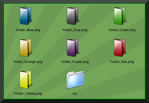 Gnome Folders - Linux by lehighost