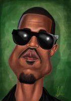 Kanye West by renegade21
