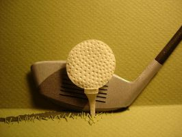 Golf Detail by paperfetish