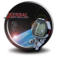 Kerbal space program icon by SidySeven