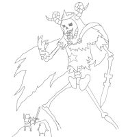 Ultimate Wizard Lich by ConcreteChief
