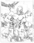 Giant Size Atom 1-Pages 38-39 by MahmudAsrar