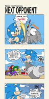 Sonic the Fighters: Next Opponent by Aerobian-Angel