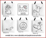 tote bags for sale! by essencestudios