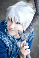 Jack Frost - I'm... snowballs and fun times by stormyprince