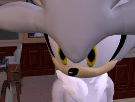 TS2 Silver the Hedgehog DOWNLOADABLE by KindGenius