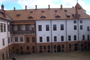 Castle Mir  5 by Panopticon-Stock