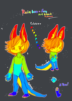 .:Rainbow-son:. by Pieology