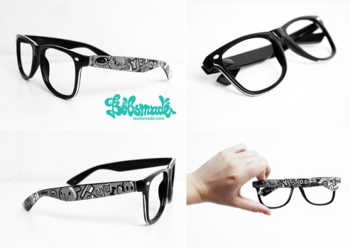 Matteo Glasses by Bobsmade