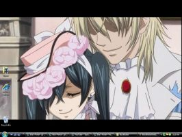 Black Butler Desktop 2 by naga07