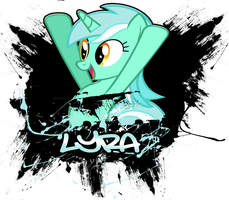 Graffiti Lyra Heartstrings by DigiRadiance