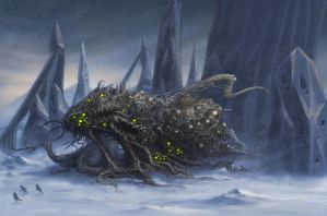 Shoggoth by Eclectixx