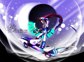 Yugioh 5Ds @ Lucciano SC by ElfBean