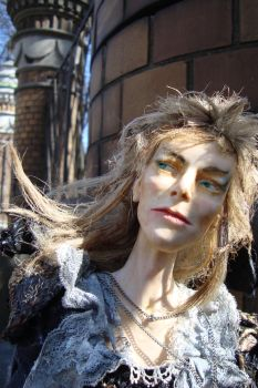 Jareth's Face by MarylinFill