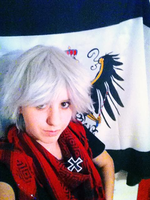 Awesome Prussia Cosplay by SabakuNoChie