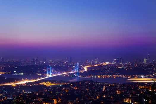 istanbul lights by theprodiqy