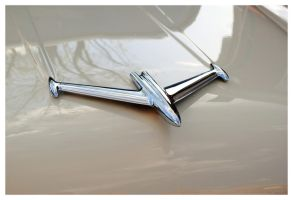 Oldsmobile Hood Ornament by TheMan268