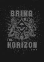 Bring Me the Horizon by TidyInkDesign