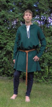 13-14th century man costume 2 by Laerad
