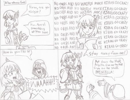 [FEH 4Koma] #33: After a Banner Ends by Willanator93