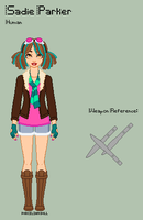 WW - Sadie Reference Sheet by porcelian-doll