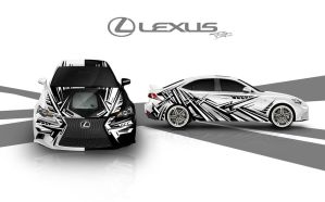 Lexus Competition Design Entry by Boochuchu