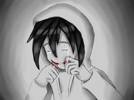A smile doesn't change anything by Gameaddict1234