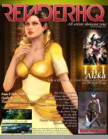 RenderHQ E-mag 02 May2011 by Vi2DoubleYu