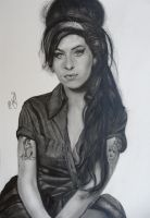 Amy Winehouse by Jon-Wyatt