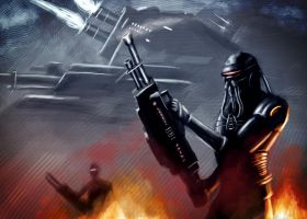 Terror Troops 2 by Wittman80