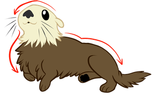 Seaotter by Centchi