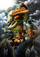Final Project {Last week} by PandaMGA
