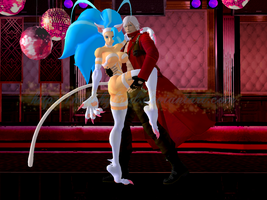 Felicia and Dante: Two to Tango by NekoHybrid